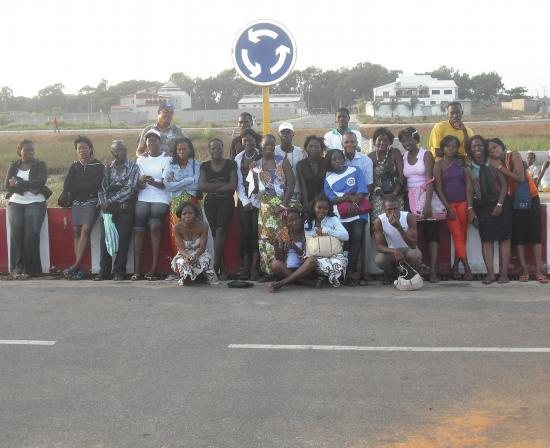Les filles vierges à Lomé